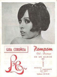 A Coruña : S. S-Marín Pizarro (Pardo Bazán, 27-7º), 1969-1971? Movie Posters, Art, Musica, Art Background, Film Poster, Kunst, Performing Arts, Billboard, Film Posters