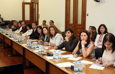 Tomada de posse da Comissão para a Ética, a Cidadania e a Comunicação