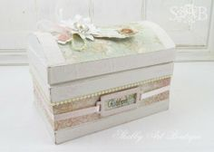 Shabby Art Boutique: Pastel, pretty and totally shabby