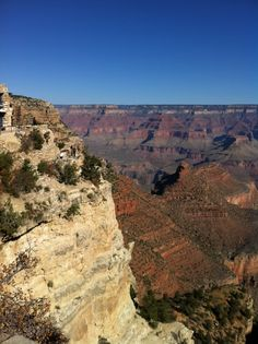 The Grand Canyon is the mother of all landscapes. What a special place.