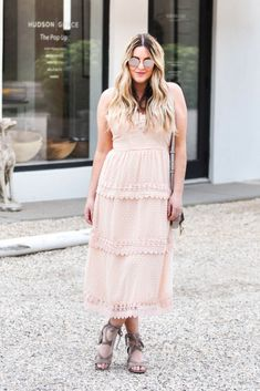 5 Pink Dresses for Y