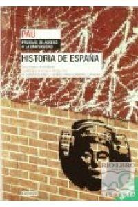 Historia de España. Universidades de Andalucía - 9788484835264 - www.libreriarioebro.es
