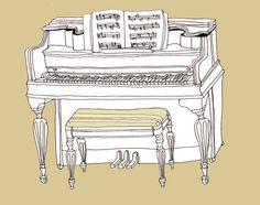 Pianos speak the unspoken language.