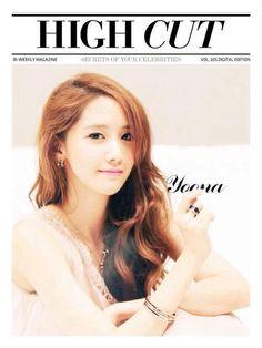 Yoona ★ High Cut