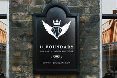 mark your boundary
