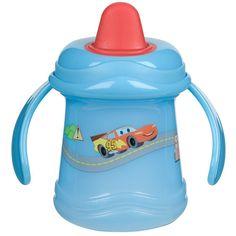 ABC-nokkamuki 250 ml    ABC- lastenastiat on valmistettu turvallisesta ja mikronkestävästä polypropyleenista.    ABC- nokkamukin vetoisuus on 250ml ja siinä on pehmeä nokka. Nokkamukin kuosissa seikkailevat Autot- elokuvista tutut hahmot.