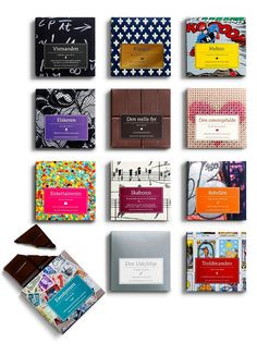 #Chocolate #Packaging #Design