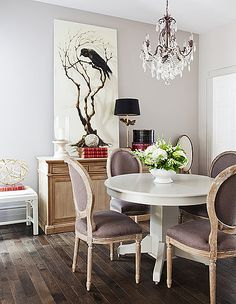 Pictures of Dining Room Interior Design by HGTV Pure Design's Samantha Pynn