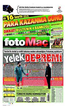 SPORUN MANŞETLERİ (1 EKİM 2016) - 1 | NTVSpor.net