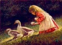 the-egg-hunter-by-jim-daly_595.jpg (576×425)