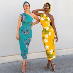 Latest African Fashion Dresses, African Inspired Fashion, African Print Dresses, African Print Fashion, Africa Fashion, Ankara Fashion, African Dress Styles, African Colors, Tribal Fashion
