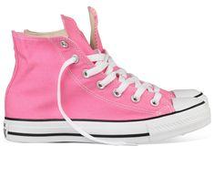 BARBIE PINK  Converse All Star- Converse All Star Hi pink M9006C