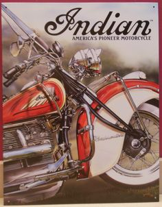 Indian-Motorcycle-Bike-Americas-Pioneer-Vintage-Advertising-Tin