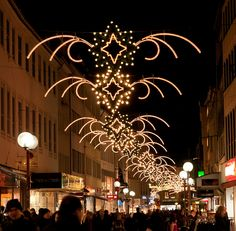 Trier, Germany Christmas Festival