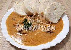Recepty pro pomalý hrnec - Recepty.eu Hummus, Thai Red Curry, Ethnic Recipes, Food, Red Peppers, Essen, Meals, Yemek, Eten