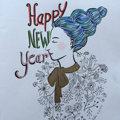 What. A. Year. Big, big thanks to everyone for being a part of our lives and biz. Wishing you all a *fantastic* evening; here's to exciting things to come in 2016 and beyond. (Art by Annie Galvin)