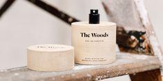 The Woods Eu de Parfum — The Dieline - Branding & Packaging