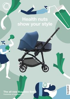 Show your style with the Bugaboo Bee⁵