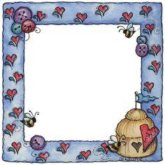 Recept nyomtatható - Somogyi Erika - Picasa Web Albums...81 pages of frames and note paper!