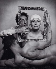 Cocteau et son amis....The Surreal & Iconic Portraits of Philippe Halsman