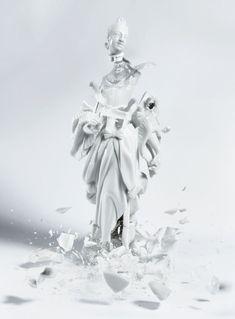 Martin Klimas : Photography of Impermanence Martin Klimas, High Speed Photography, Still Life Photography, Amazing Photography, Shades Of White, Art Of Living, Conceptual Art, Contemporary Art, Illustration Art