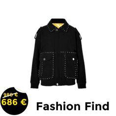 Fashion Find - Bomber Jacket
