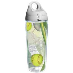 Tervis Tumbler Game On Softball Water Bottle