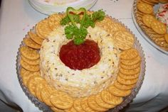 Strawberry Cheese Ring