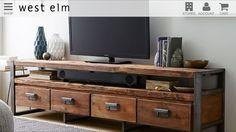 Reclaimed wood, rustic