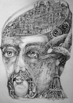 One mans perception by DanNeamu.deviantart.com on @deviantART