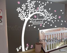 Wandtattoo für Kinderzimmer. Zeitgenössische von SurfaceInspired