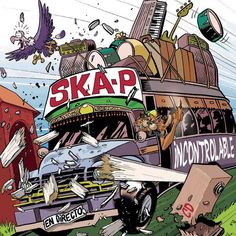 Ska-P - Incontrolable [AAC M4A] (2003)  Download: http://dwntoxix.blogspot.cl/2016/06/ska-p-incontrolable-aac-m4a-2003.html