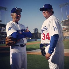 22b134a60 Sandy Koufax   Fernando Valenzuela - Doodger Greats! Dodgers Nation
