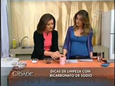 DICAS COM BICARBONATO DE SÓDIO - PARTE 1