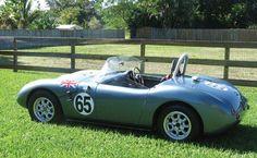 "213: 1961 Austin- Healey ""Sebring"