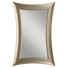 Off Georgette Antique Silver Leaf Mirror by Feiss. @ The Feiss Georgette light mirror in antique silver leaf provides abundant light to your home, while adding style and interest. @ Mirror can be mounted horizontal or vertical @ 1 Year Limited Warranty Entryway Console Table, Foyer, Gold Walls, Contemporary Decor, Home Decor Outlet, Antique Silver, Wall Decor, Furniture, Guest Bath