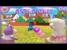 Disney's Doc McStuffins - Sparkly Ball Sports Astro Ball - YouTube