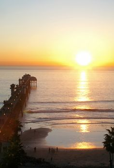 View from the top. Oceanside | California (by Melissa Emmons)