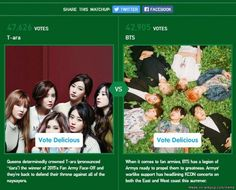 Go and vote!My personal wish is BTS' victory!-billboard.com-fan army bracket-ARMY FIGHTING!