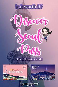 Discover Seoul Pass Pin Iran Travel, Asia Travel, Solo Travel, Budget Travel, Travel Guide, Travel Ideas, Seoul City Tour Bus, Destinations