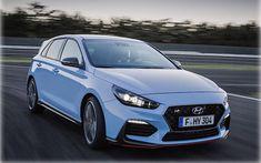 Hyundai i30 N получит АКПП с двумя сцеплениями