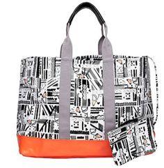 DVF Loves Roxy Tote Bag