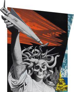Josep Renau, Pax Americana (1962)