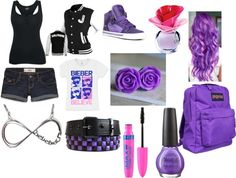 """first day of 7th grade"" by jessica-carter-2 on Polyvore"