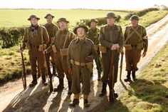 No, it's not an archive pic: DAD'S ARMY is back and its starring some great south east London actors. Read more: http://www.newsshopper.co.uk/news/11560679.PICTURED__First_look_at_Crayford_and_Greenwich_stars_in_Dad_s_Army/
