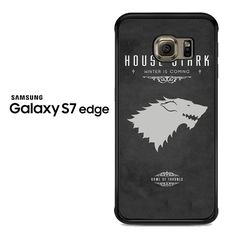 Game Of Thrones - house stark Samsung Galaxy S7 Edge Case