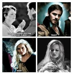 True Love follows this ring...---  what if sometime next season we go to middle earth--- THAT WOULD BE THE BEST THING IN THE HISTORY OF EVERYTHING!!!!!