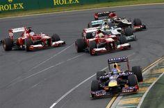 2013 Australian GP race