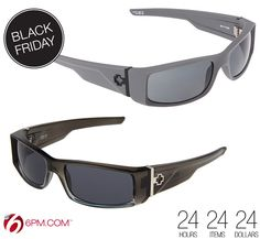 6pm || SPY OPTIC Hielo || #spy #sunglasses #blackfriday