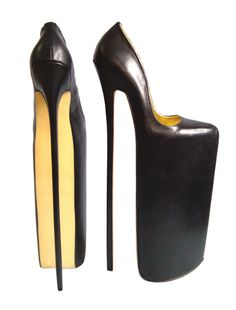 wooden platform high heels for sale Sexy High Heels, Extreme High Heels, Platform High Heels, Black Platform, High Heels Stilettos, High Heel Boots, Stiletto Heels, Shoe Boots, Shoes Heels